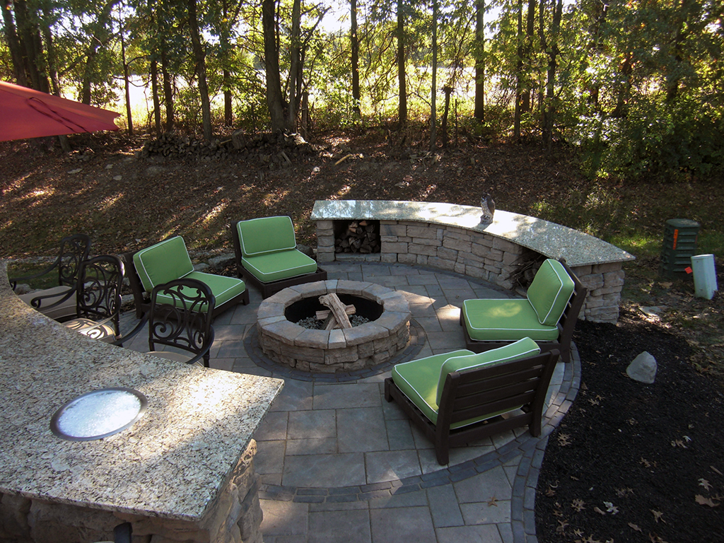 Fire Pits Distinctive Outdoor Concepts