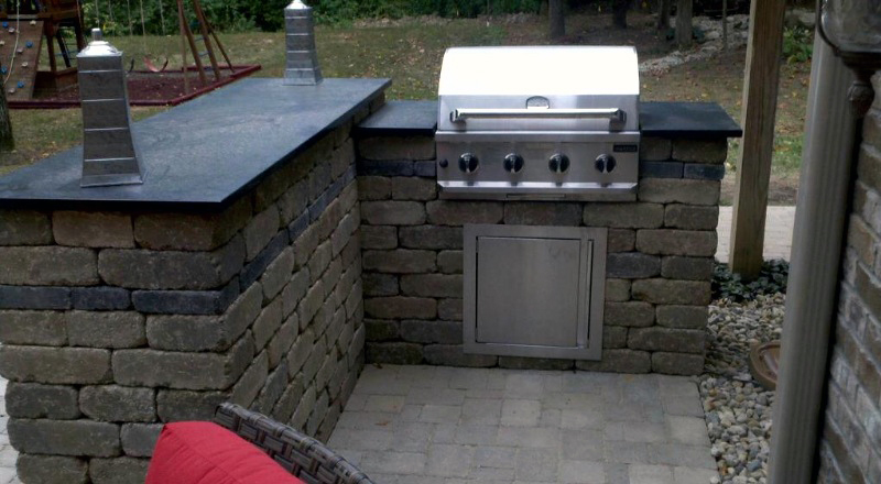 ... Outdoor Kitchens U0026 Bars 16 ...