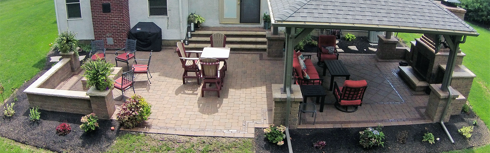Featured Patios. Distinctive Outdoor Concepts ...